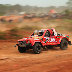 The POLICE by Dhies Asgar - Sports & Fitness Motorsports
