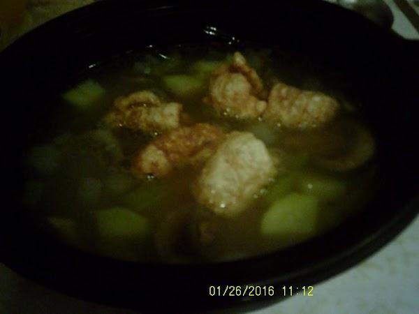 Lc Turkey Noodle Soup Recipe