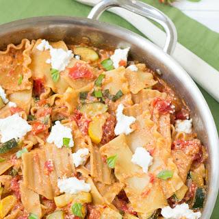 Summer Squash And Zucchini Lasagna Recipes
