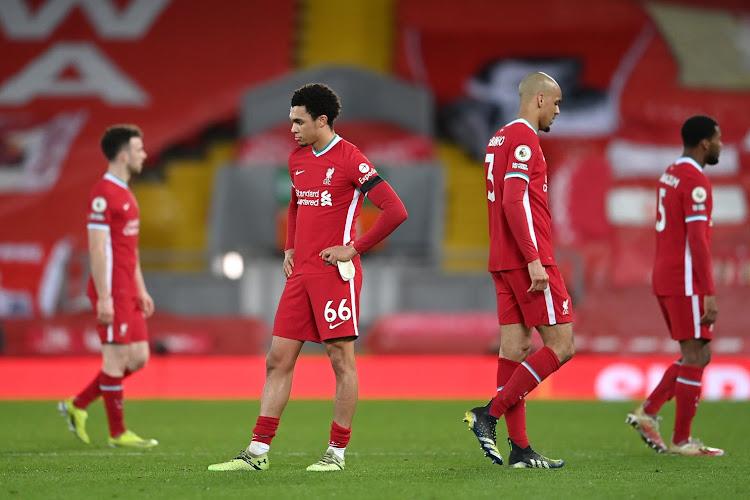 Liverpool est dans le dur : du jamais vu à Anfield