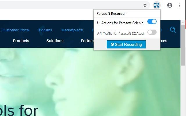 Parasoft Recorder (Evaluation)