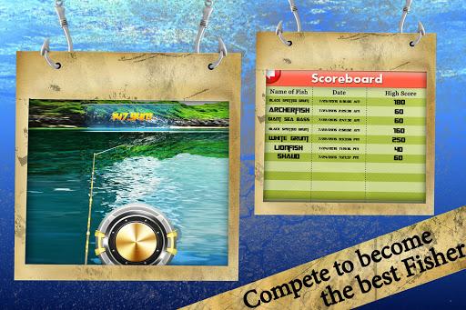 野釣臨三維:抓住王牌|玩體育競技App免費|玩APPs