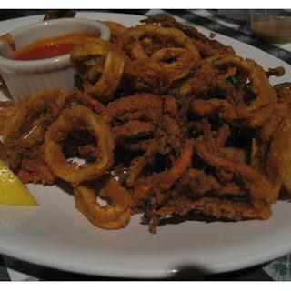 Calamari Marinara.