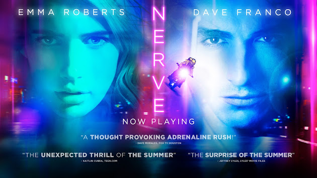 Nerve (2016) Watch Online Full Movie