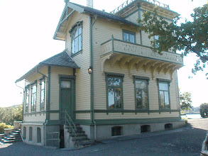 Photo: Day trip to Troldhaugen, the summer home of composer Edvard Grieg.