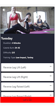 Butt and Legs Workout - 7 Day Challenge