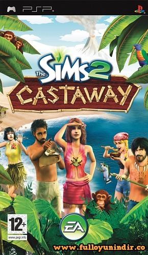 The SIMS 2 Castaway PSP