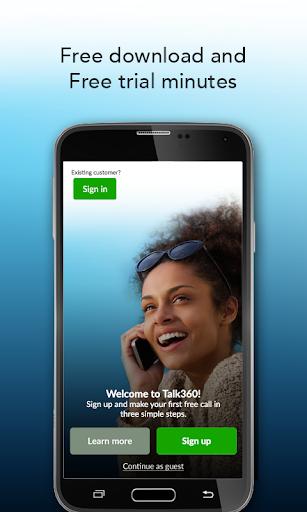 Talk360 – Cheap Calls