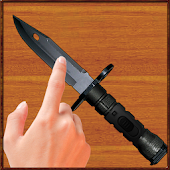 Finger Knife Prank