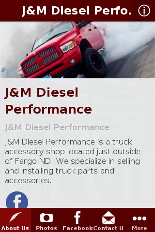 J M Diesel Performance