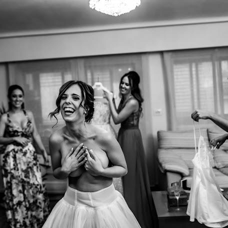 Fotógrafo de bodas Sergio Mayte (Eraseunavez). Foto del 14.03.2018