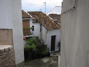 Photo: ... a street.