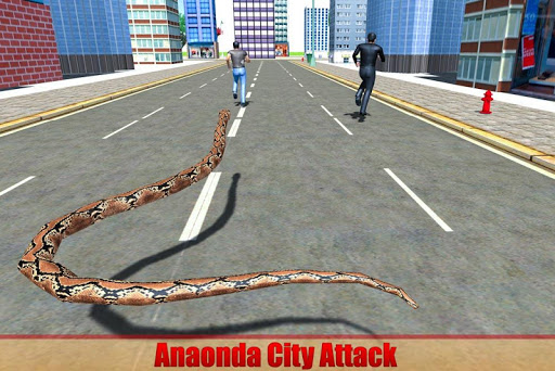 Anaconda Rampage: Giant Snake Attack screenshots 1