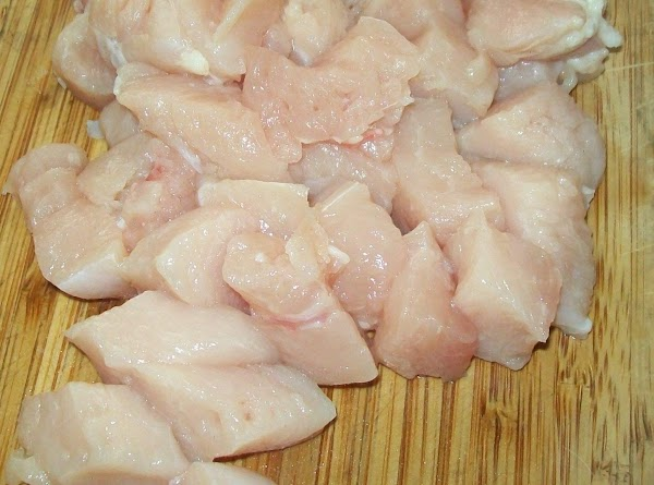 Marinade the chicken in 1 can of ginger ale for at least 2 hours....