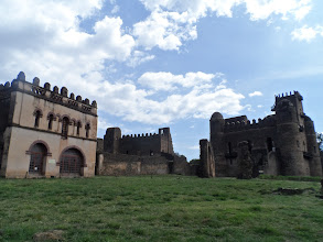 Photo: Castles of Gonder