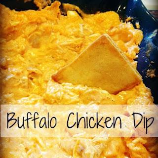 Buffalo Chicken Dip.