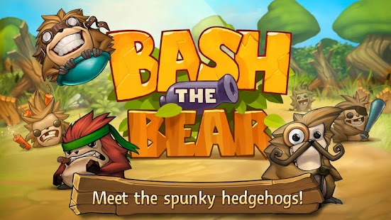 Bash The Bear Imagen do Jogo