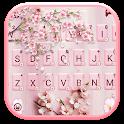 Sakura Floral Keyboard Theme icon