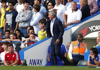 Mourinho s'en prend à son équipe médicale