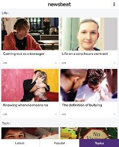 BBC Newsbeat screenshot 9
