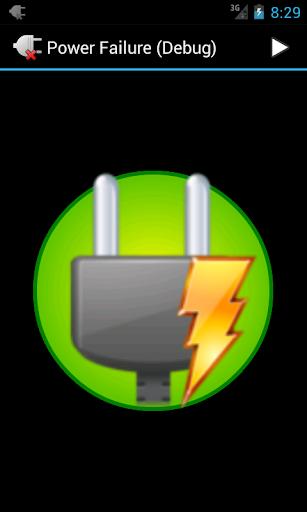 Power Failure Monitor 2.00 screenshots 1