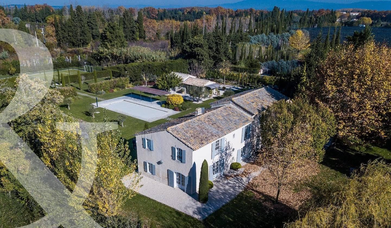 Maison avec piscine Saint-Andiol