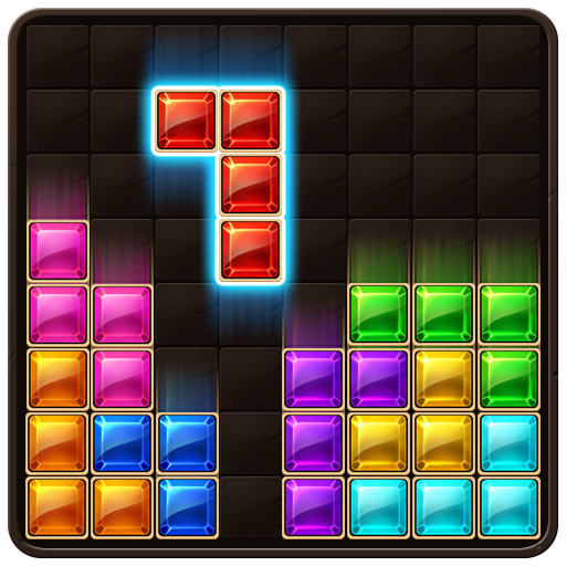 Block Jewels King Puzzle (game)