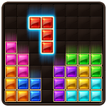 Block Jewels King Puzzle Icon