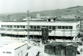 Photo: Pohľad na stavbu - zdravotné stredisko na Medvedzí