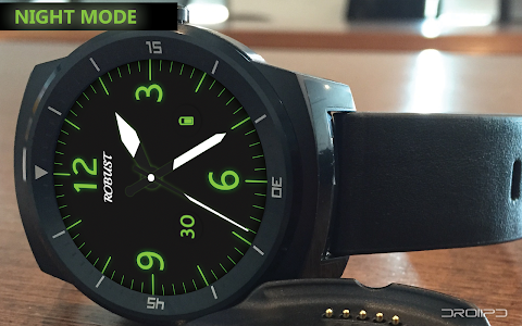 Robust Watch Face screenshot 12