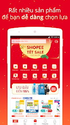 Shopee: Tết Sale APK screenshot thumbnail 3