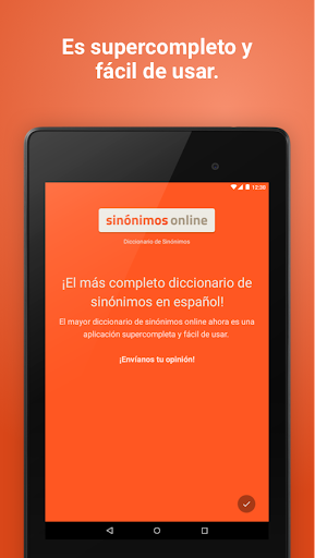 Diccionario Sinónimos Offline for PC