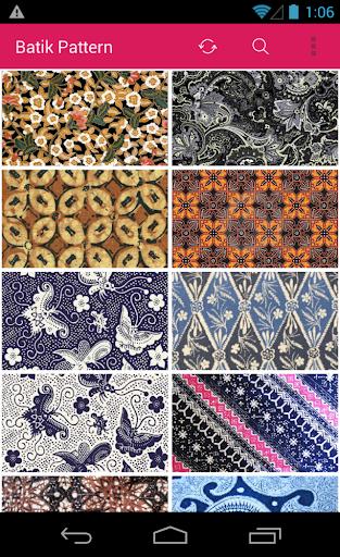 Batik Pattern Wallpapers