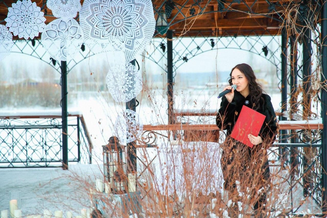 Юлия Уметбаева в Уфе