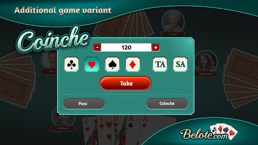 Belote.com - Free Belote Game apktram screenshots 3