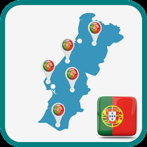mapa de portugal para android Mapa de Portugal – Aplicações Android no Google Play mapa de portugal para android