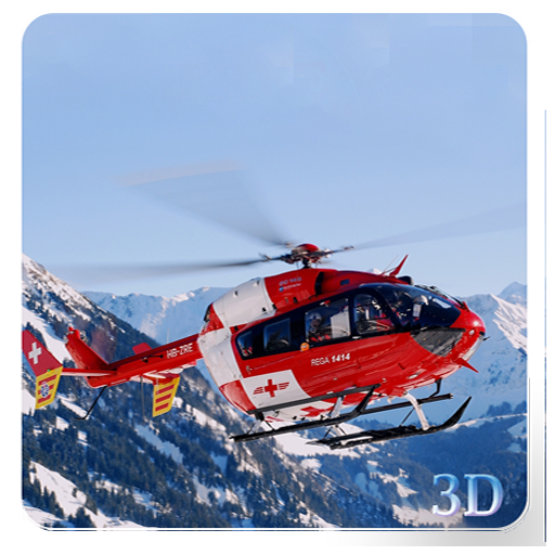 Uerocopter Simulator 2017