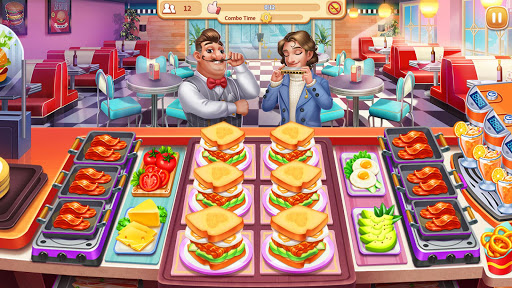 My Restaurant: Crazy Cooking Madness Game apkmr screenshots 13