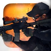 SWAT Sniper Criminal Shooter