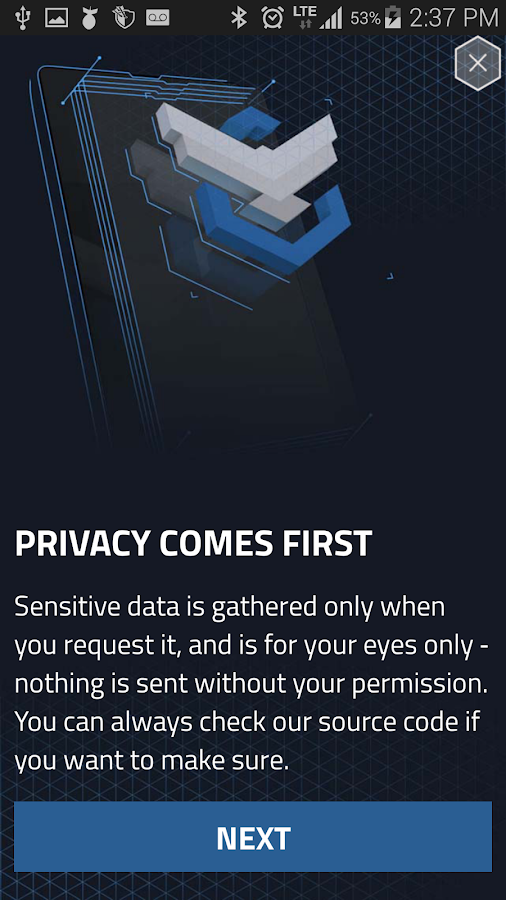 Prey Anti Theft- screenshot