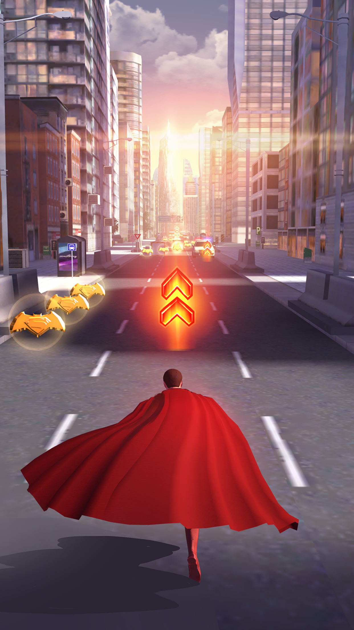 Batman v Superman Who Will Win screenshot #2