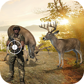 Deer Hunting Shooting Sniper Attack