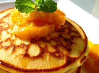 Prince Charlie's Pancakes Recipe