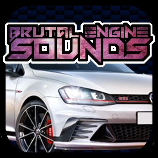 Engine sounds of Golf GTi 遊戲 App LOGO-硬是要APP