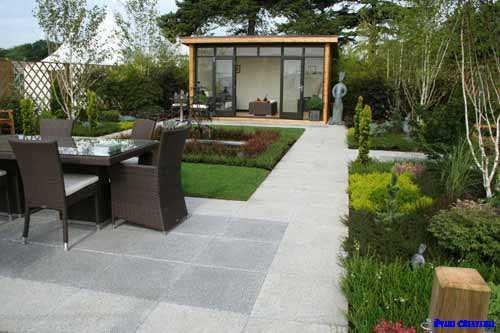 花園裝飾設計