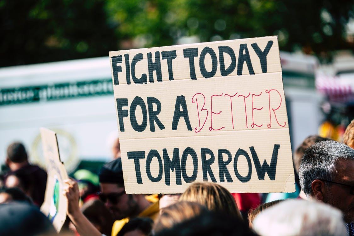 action, activist, blur