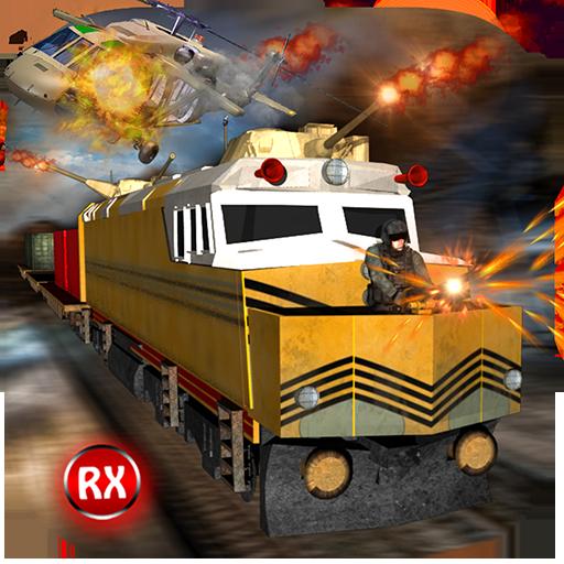 武装军队的火车:战斗 動作 App LOGO-硬是要APP