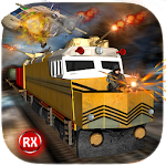 Gunship Train Army: Battle Icon