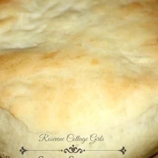 Cottage Cream Biscuits.