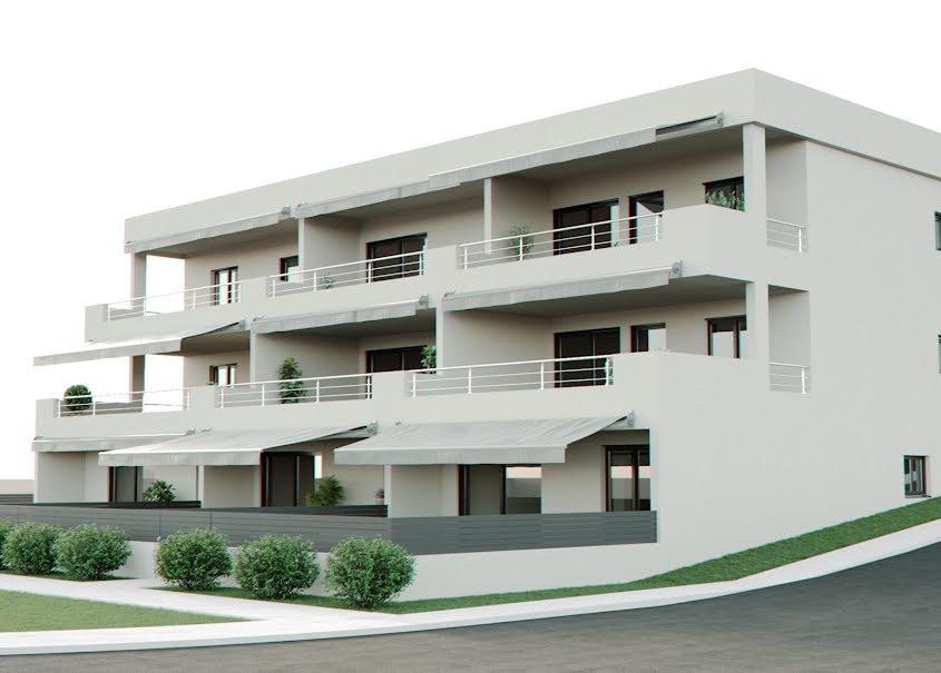 Vente appartement 4 pièces 97 m² à Casaglione (20111), 410 000 €
